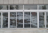 豐台科技園維修玻璃門 玻璃門移門安裝;