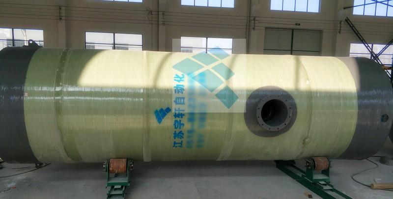 浙江温州一体化预制提升泵站生产厂家