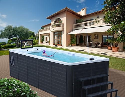 私家别墅泳池—戴高乐21年私家泳池解决方案