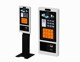 前海高樂安卓智能觸控平板一體機/廣告機 支持定制