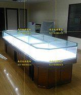 南京玻璃柜台 南京玻璃展示柜 南京玻璃柜南京珠宝柜台 水晶柜台设计制作
