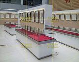 南京公司展廳柜 單位榮譽柜制作南京商超促銷柜 地堆制作;