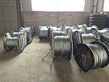 直徑9mm電力放線鋼絲繩無扭網套繩防打轉鋼絲繩電纜牽引繩
