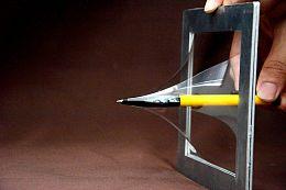 高透气硅胶膜(PDMS)医用伤口敷料耗材应用优势