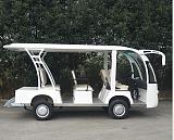 成都道達廠家直銷優質電動觀光車;