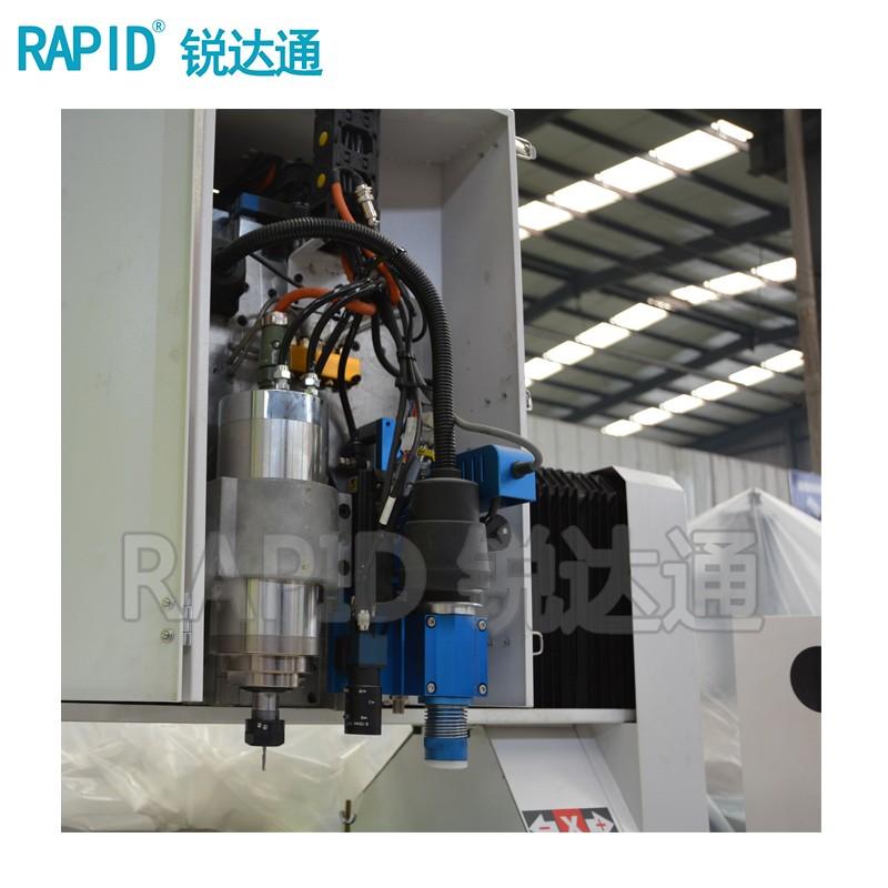全自动多功能纸张泡沫PVC切割数控CNC1325广告震动刀系列雕刻机