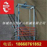 優質礦用跑車防護裝置 斜井防跑車裝置