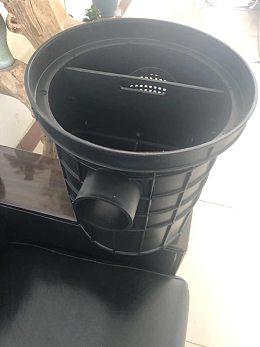 化粪池,隔油池,垃圾桶
