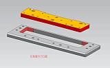 深圳 鋰電池衝頭 坐標模加工 精密模具 精密零件;