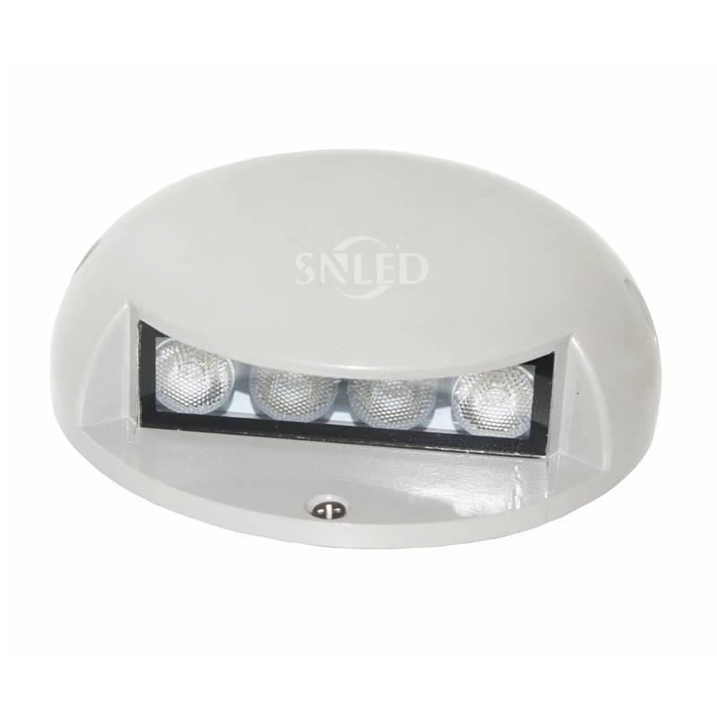 户外景观亮化工程LED灯4W单向透光投射灯厂家定制
