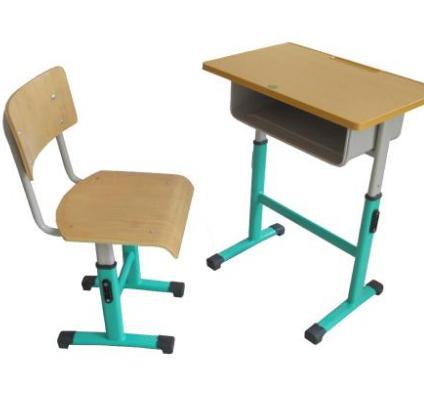 西宁固定课桌椅-青海学生课桌椅批发