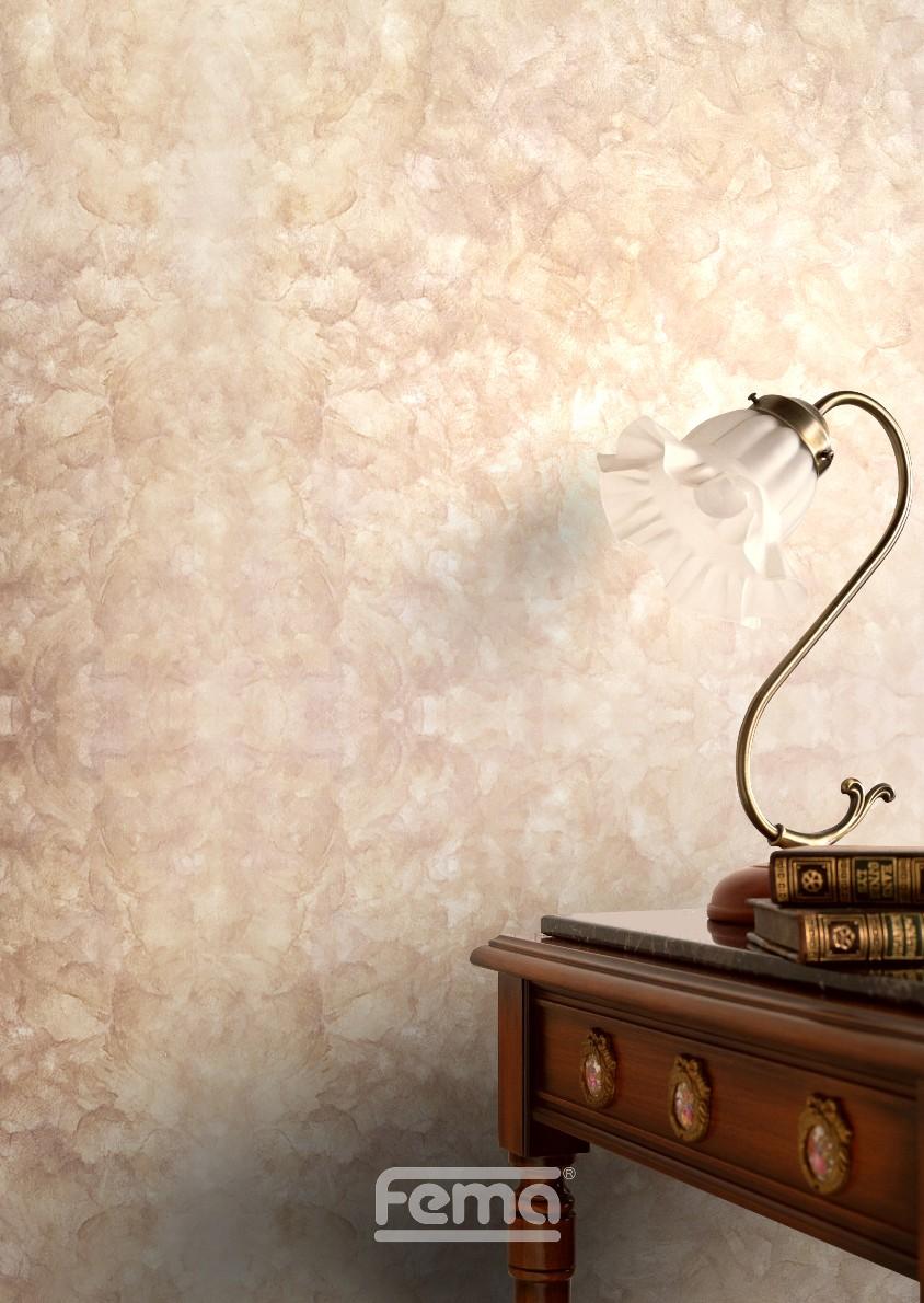 德国菲玛客厅墙面装修用什么材料净味彩色环保乳胶漆