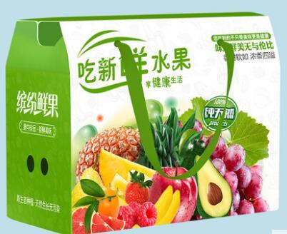 山西紙箱包裝印刷廠供應食品飲料箱水果箱