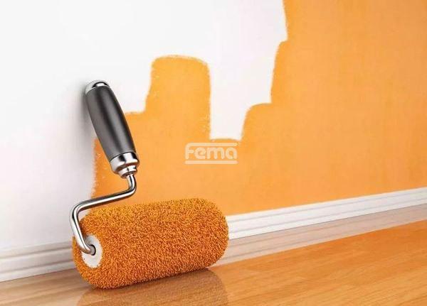 德国菲玛环保涂料的特点鉴别无毒净味墙面涂料德国菲玛