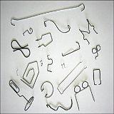 厂家直供不锈钢丝折弯 五金件折弯 异形弹簧 异形折弯加工成型;