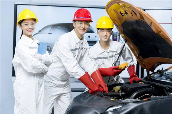 新能源汽車運用與維修(3+2高職)