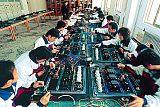 机电一体化合肥高新科技学校;