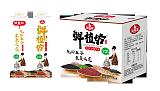 谷物饮料五谷杂粮饮料1L8瓶商超装浙江招经销商;
