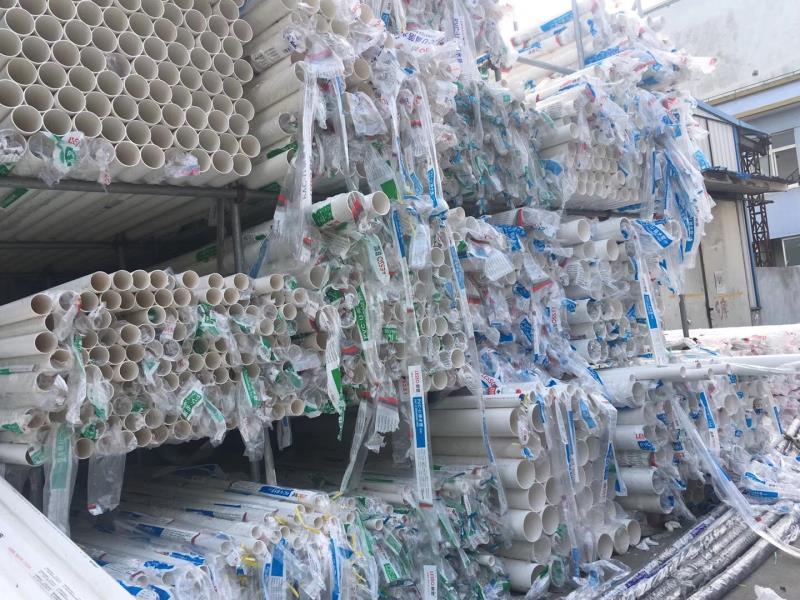 無錫聯塑pvc110排水管價格