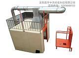 沈阳鑫宇中天_WTDR-A建材制品单体燃烧试验装置;