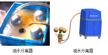 废切削液油水分离器