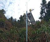 山体滑坡一体化监测预警站