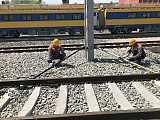 铁路专用方形正干器 方杆整杆器 机械式整杆器 铁路接触网钢轨卡子;