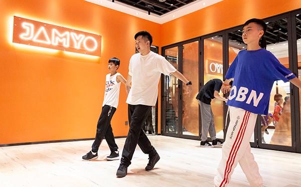 JAMYO街舞醬舞蹈培訓連鎖招商加盟