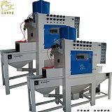 手动喷砂机价格自动干喷砂机厂家深圳百奇供应湿喷砂机