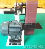 砂带机磨刀机磨刀用砂带机小型台式砂带机台式打磨抛光;