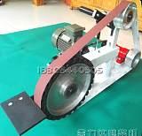 厂家热销JLD10-6电动多功能台式砂带打磨机 砂光抛光机;