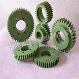 尼龙齿轮 轴套 链轮 加工定做尼龙塑料齿轮 聚乙烯齿轮轴套;