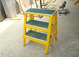 绝缘高低凳双层玻璃钢凳移动式平台电力高低櫈子电工二步三步梯凳;