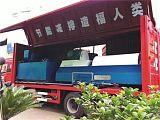 供应煤矿污泥脱水处理设备全自动wl450污泥脱水机;