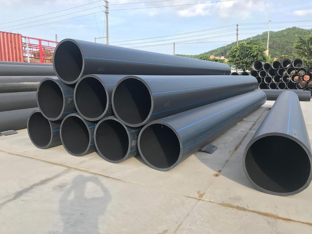 廣東省佛山市PE管廠家價格排水系統PE管和PV管區別