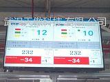 车间流水线看板进度生产线电子看板ta743精益管理;