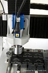机器人铣削切割主轴机械手去毛刺打磨加工进口电主轴德国Jager;