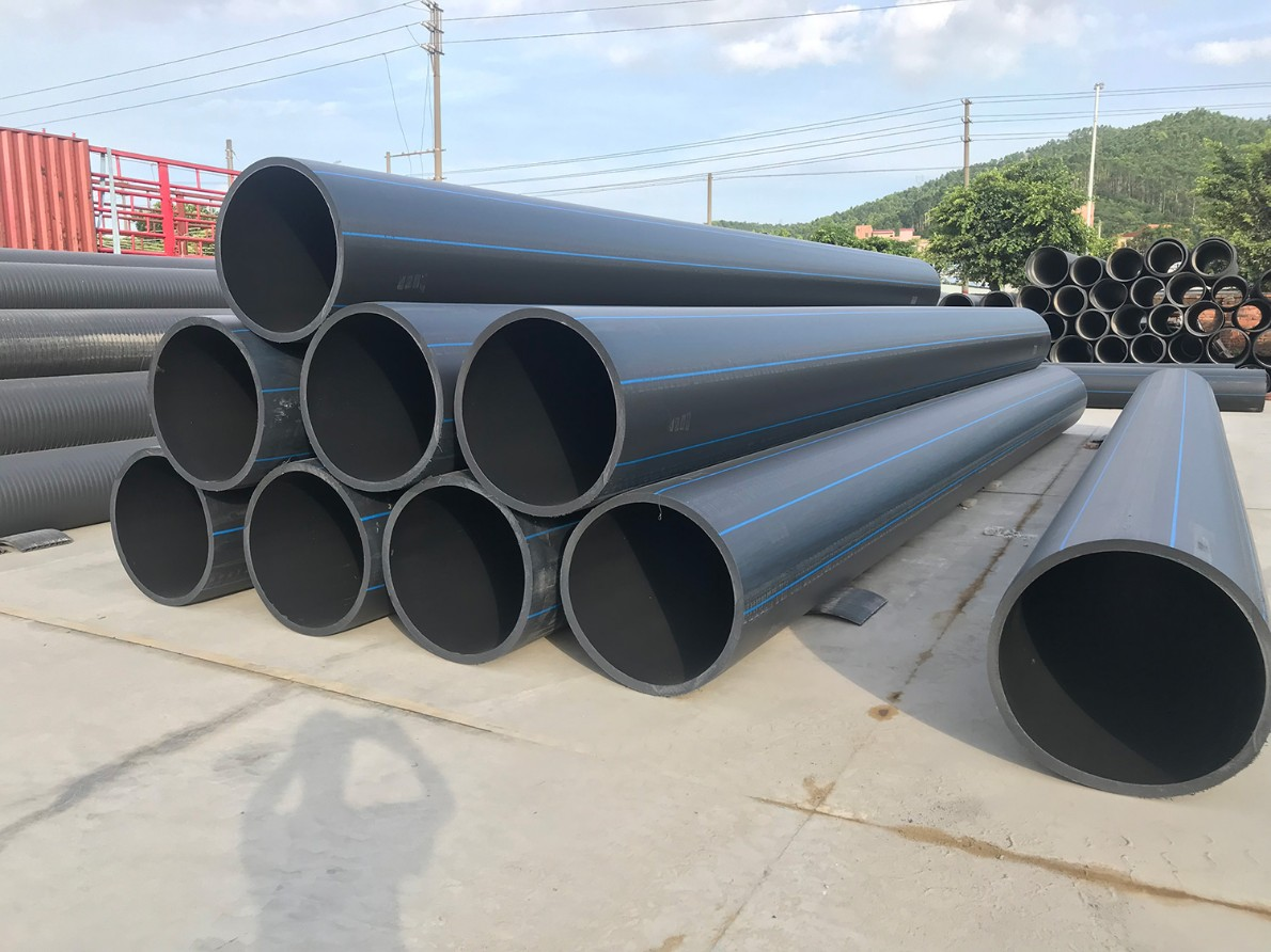 廣東佛山市專業生產PE管排水系統長度定制可加印LOGO