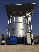 有机肥猪粪高温发酵罐发酵塔产生有机肥
