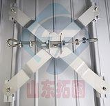 金属屋面安装防坠落系统生产厂家;