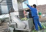 尾菜脱水设备新型压榨型垃圾尾菜处理;