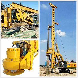 旋挖钻机液压马达选型有哪些要求?什么是马达运行维护要点?