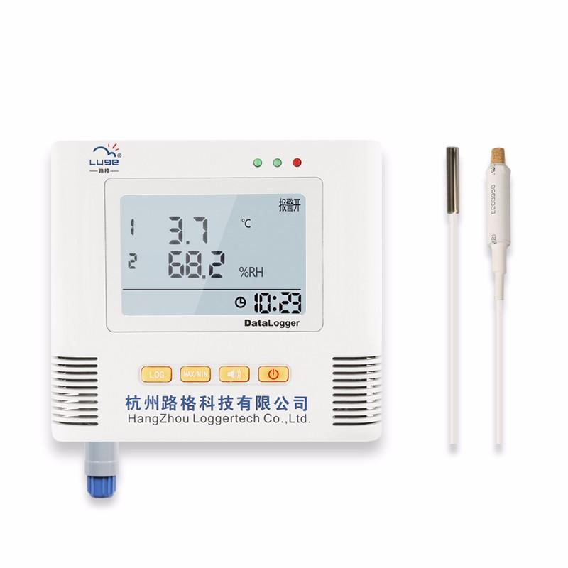 路格多通道温湿度记录仪L95-2