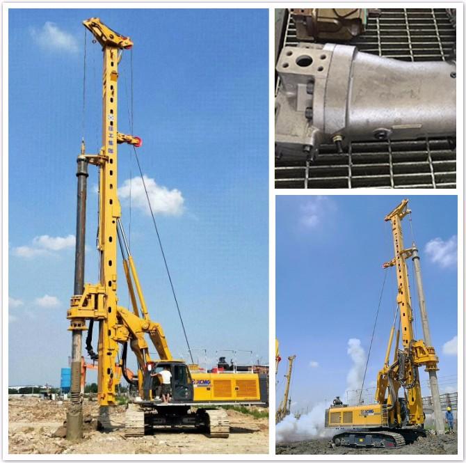 旋挖钻机齿轮泵常见故障及其原因有哪些?如何排除其故障?