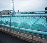 四川污水站加盖除臭,硫化氢氨气去除,玻璃钢加盖,PP加盖