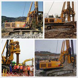 旋挖机在高温下如何安全使用?钻机施工规范有哪些?
