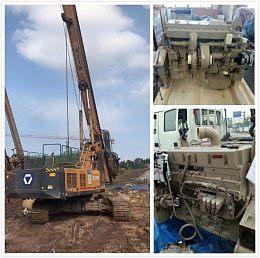 如何避免旋挖钻机发动机抱瓦,操作保养很关键!