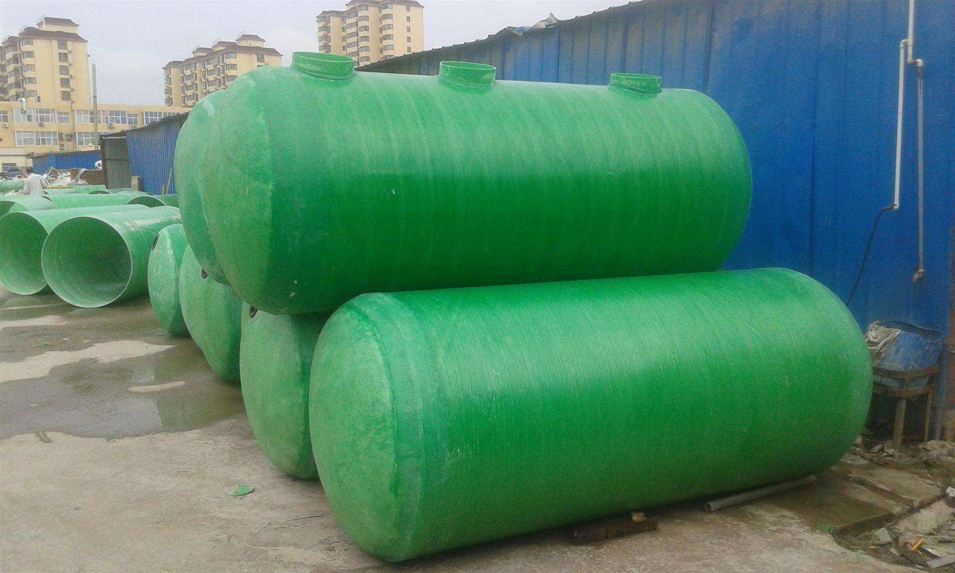 家用化粪池 成品化粪池 玻璃钢化粪池隔热