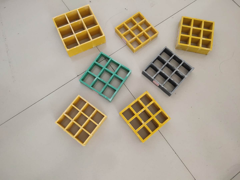 水平格栅 船厂专用格栅盖板 玻璃钢格栅规格
