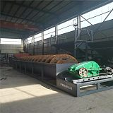 河南山砂洗砂設備定制加工 大處理量螺旋洗砂設備報價;